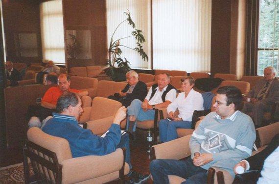 diskusia predsedov kardioklubov