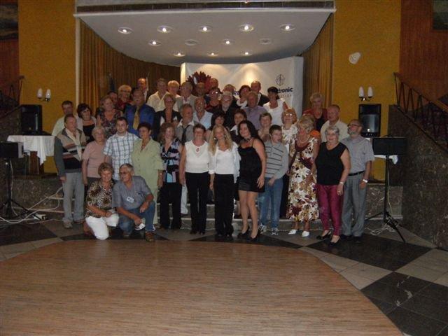 Účastníci stretnutia s Jadrankou
